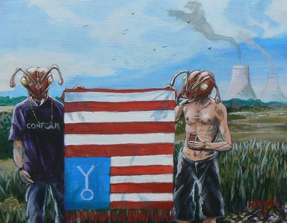 """""""Amerika 13"""""""