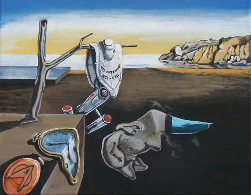 """The persistence of Enterprise"""