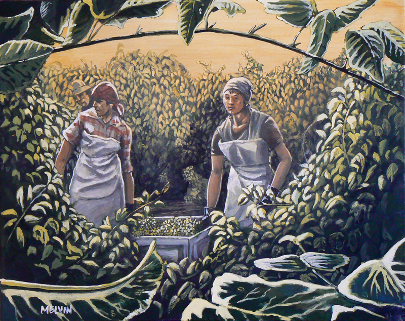 """The Harvesters"""