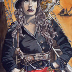 """Steampunk #10 Nautical"""