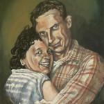 """Charles & Shirley Frye 1957"""
